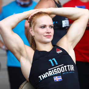 Annie Thorisdottir : 2X Fittest Woman on Earth, Motherhood and competing in the 2021 Crossfit Games