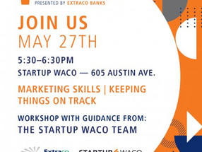 Waco Bank & Brews   Marketing Skills Toolkit: Keeping Things on Track