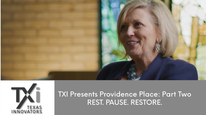 TXi Presents Providence Place: Part Two, Rest. Pause. Restore.