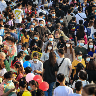 New CDC Guidelines Say Vaccinated Adults Do Not Need to Wear Masks Outside