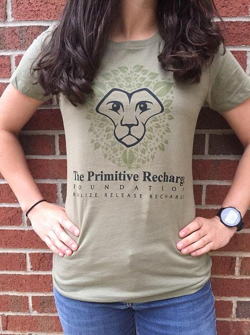 Primitive Recharge Lady T- shirt