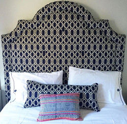 any shape or size of headboard