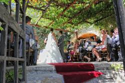 Weddings in Cyprus Vasilias inn