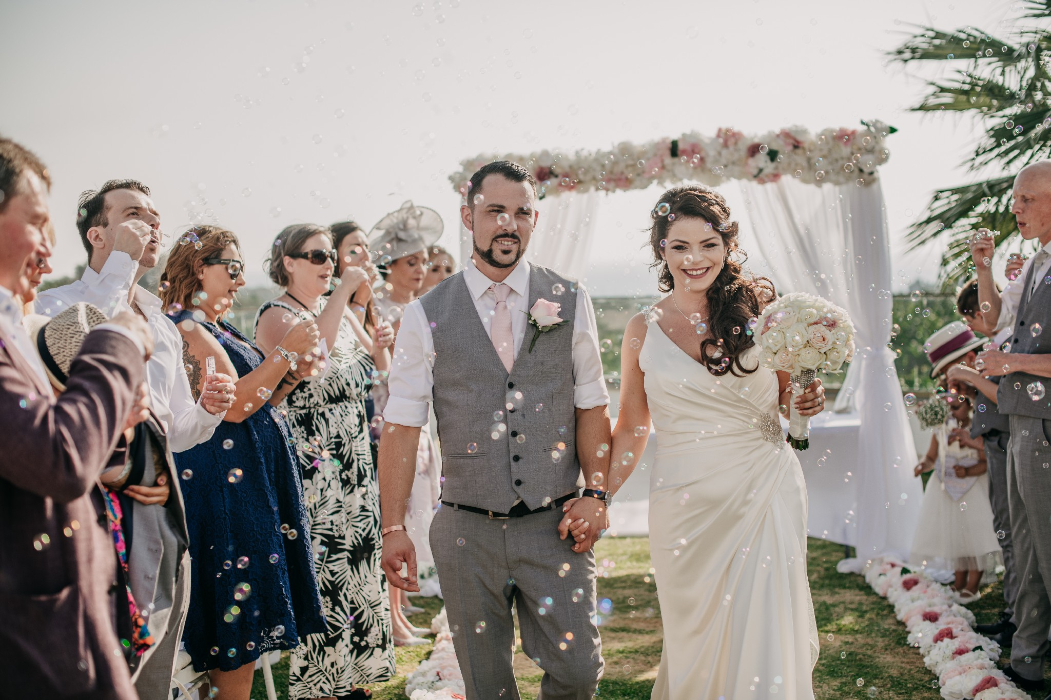 Santa Marina Villa Wedding Packages Coral Bay Paphos Cyprus