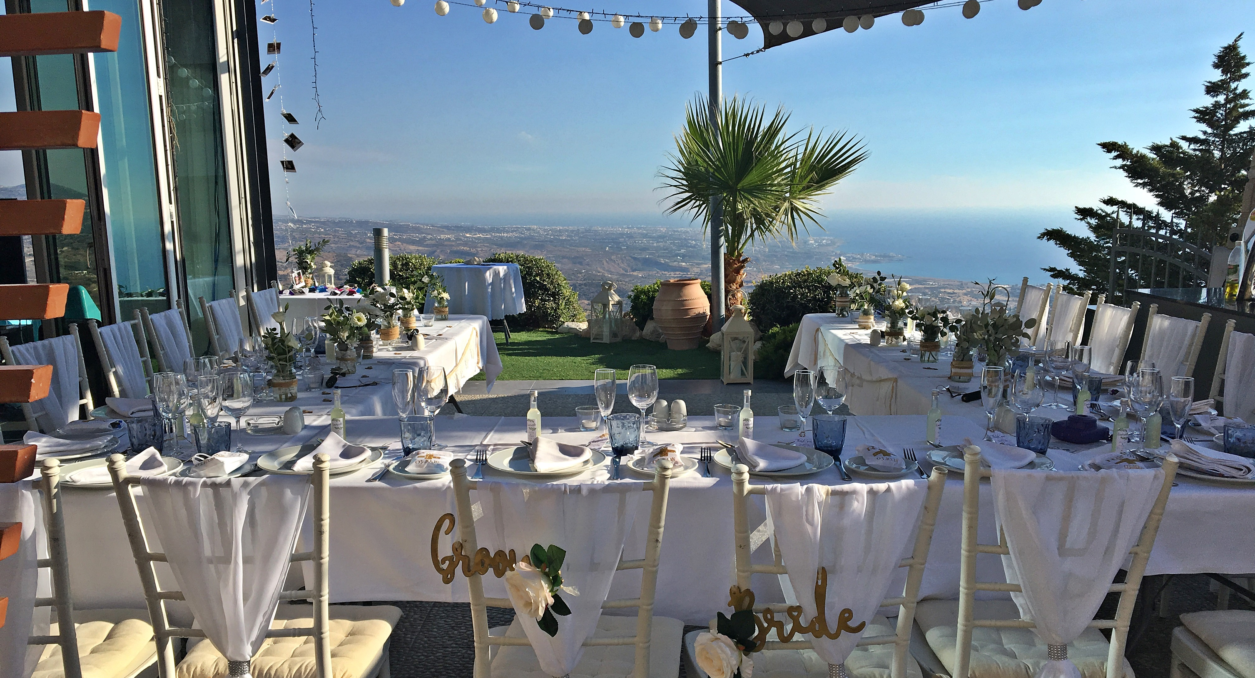 Wedding Oceania Villa Cyprus