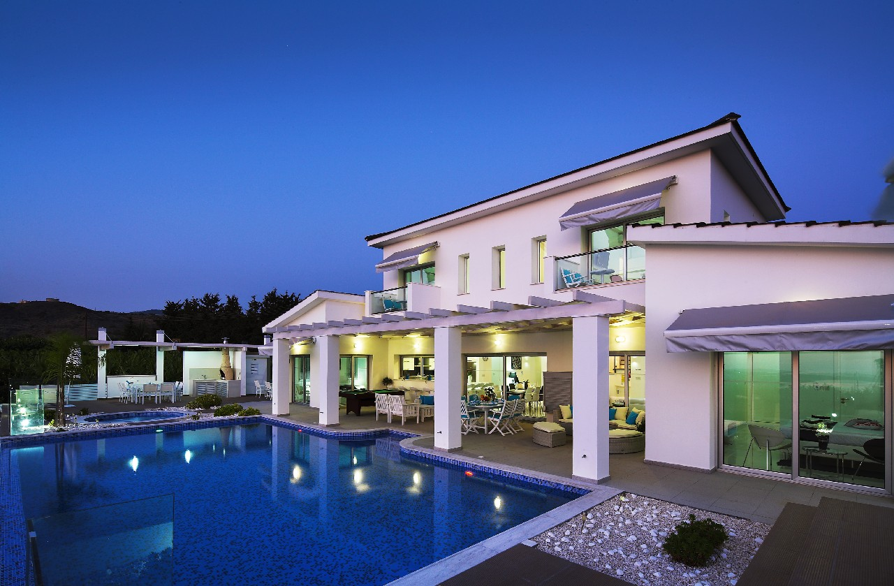 Cyprus Luxury wedding Villa