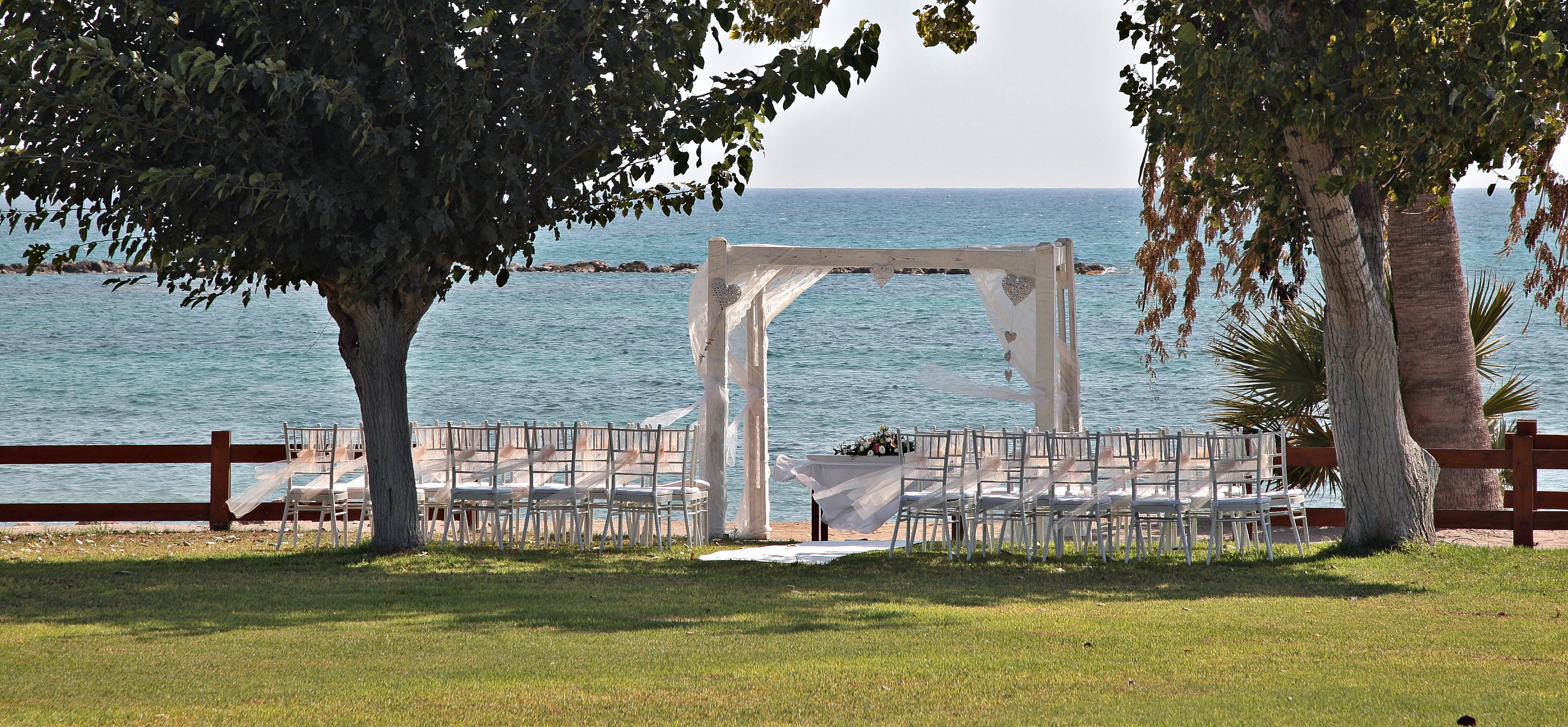 Wedding on the beach Cyprus