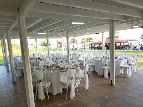 Atlantida Beach Wedding Venue Paphos Cyprus for personilized wedding packages