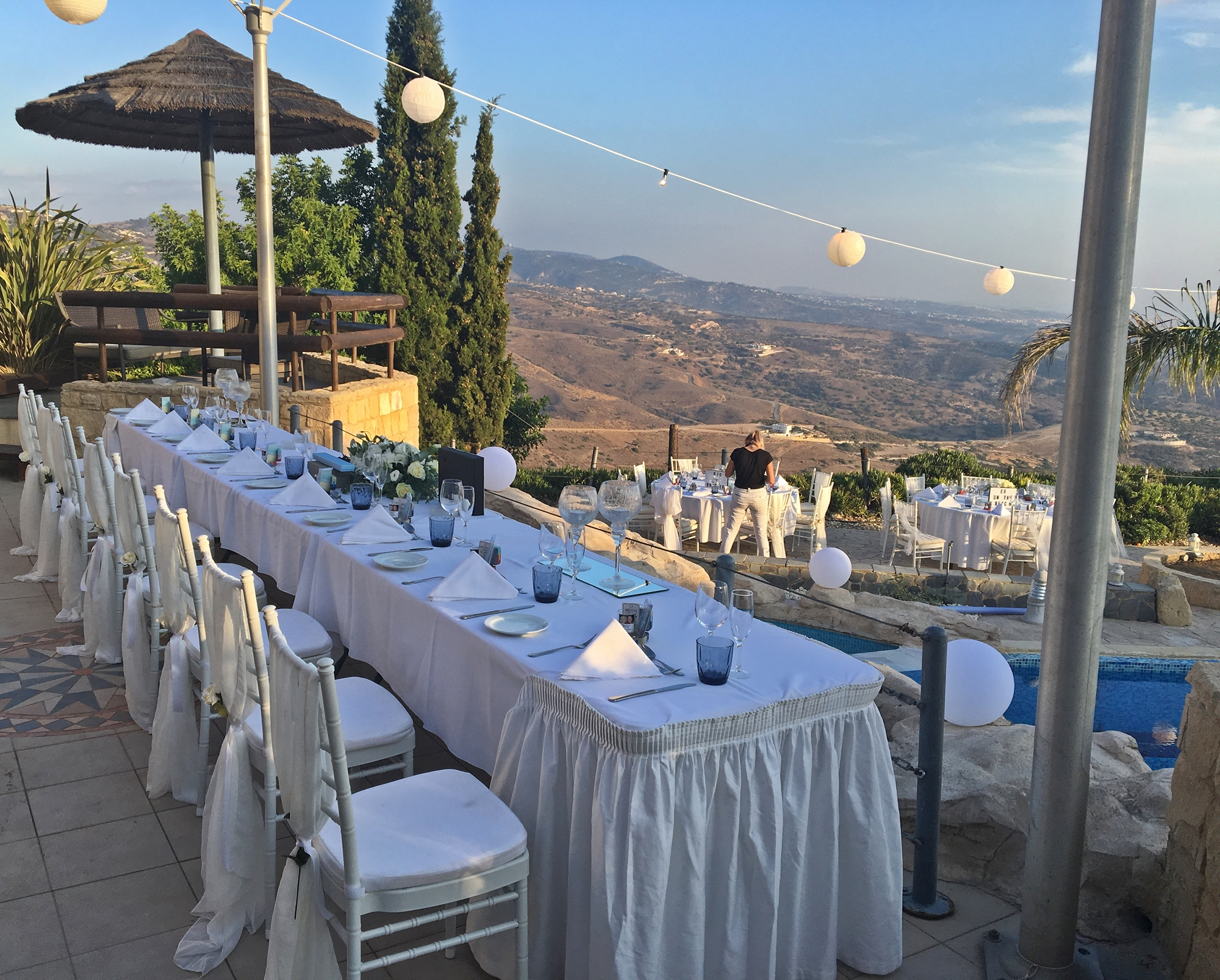 Cyprus Villa Weddings Villa Panorama