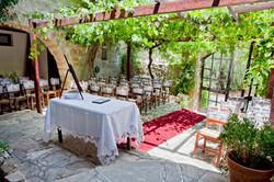 Getting married at Vasilias Inn