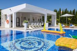 villa wedding paphos cyprus 4