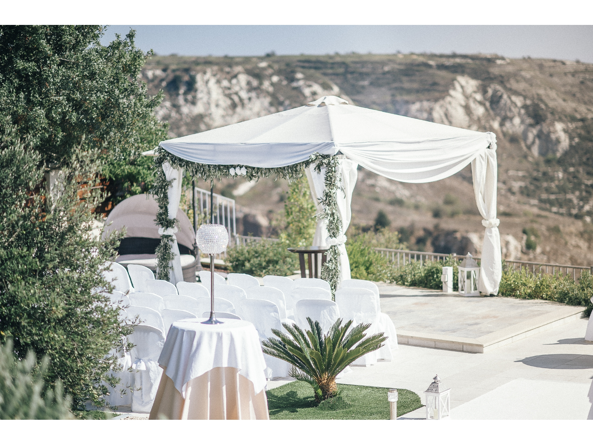 Cyprus Villa Weddings Eagle's Cliff