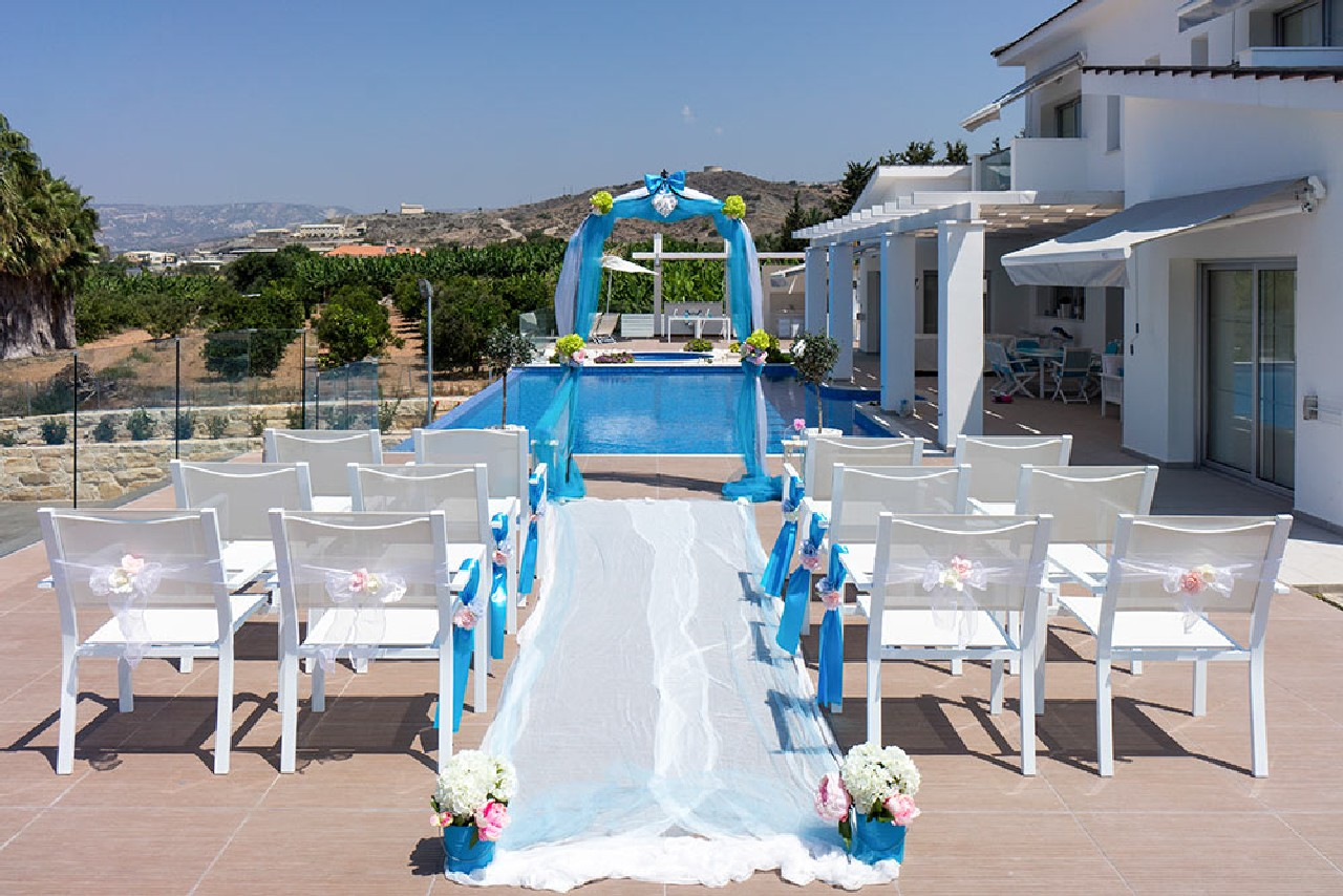 Wedding Dream Villa Cyprus