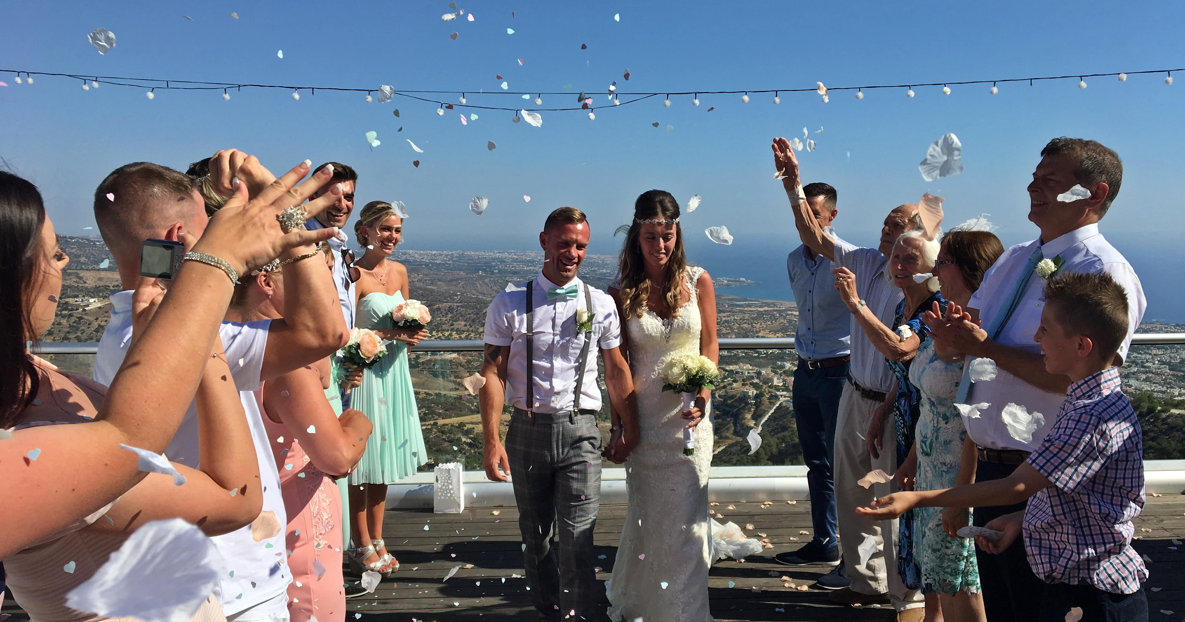 Oceania Villa Paphos Cyprus Weddings