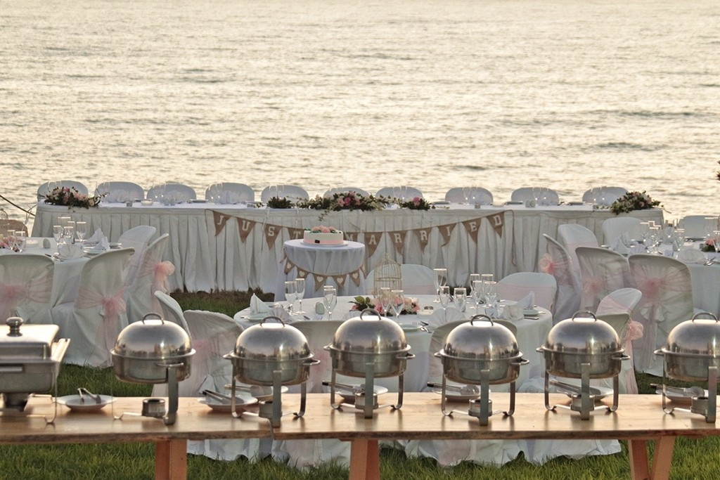 Cyprus Beach Villa Weddings
