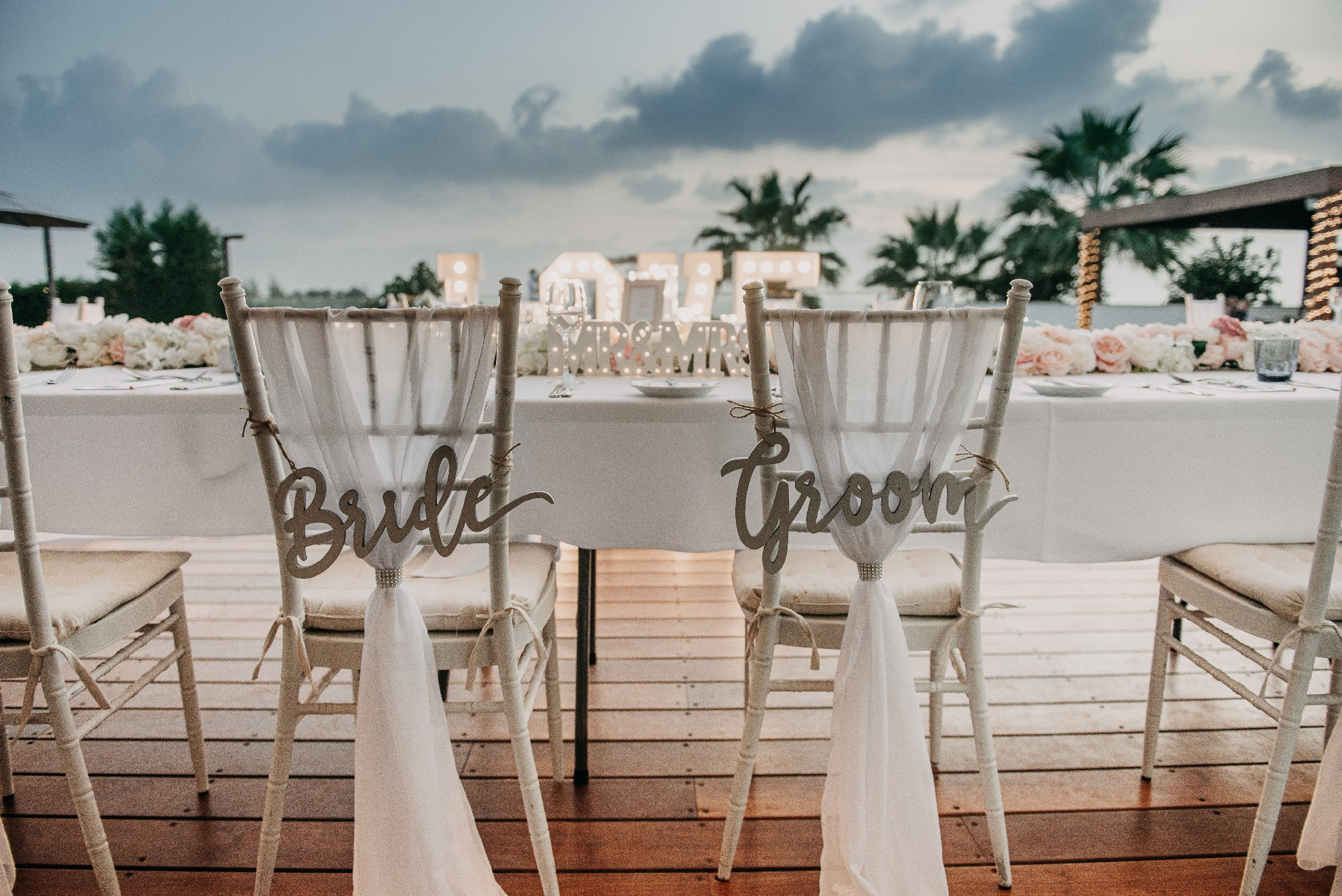 Villa weddings Paphos Cyprus Santa Marina