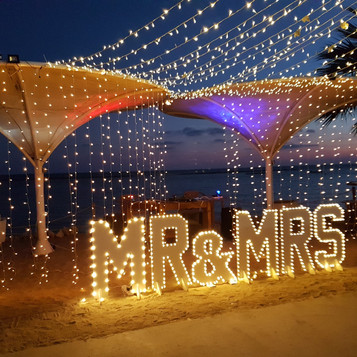 Atlantida Beach Wedding Venue Paphos Cyprus for personilized wedding packages