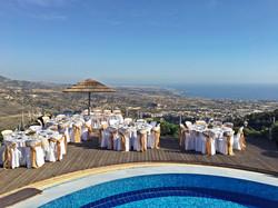 Cyprus Villa Weddings Villa Panorama