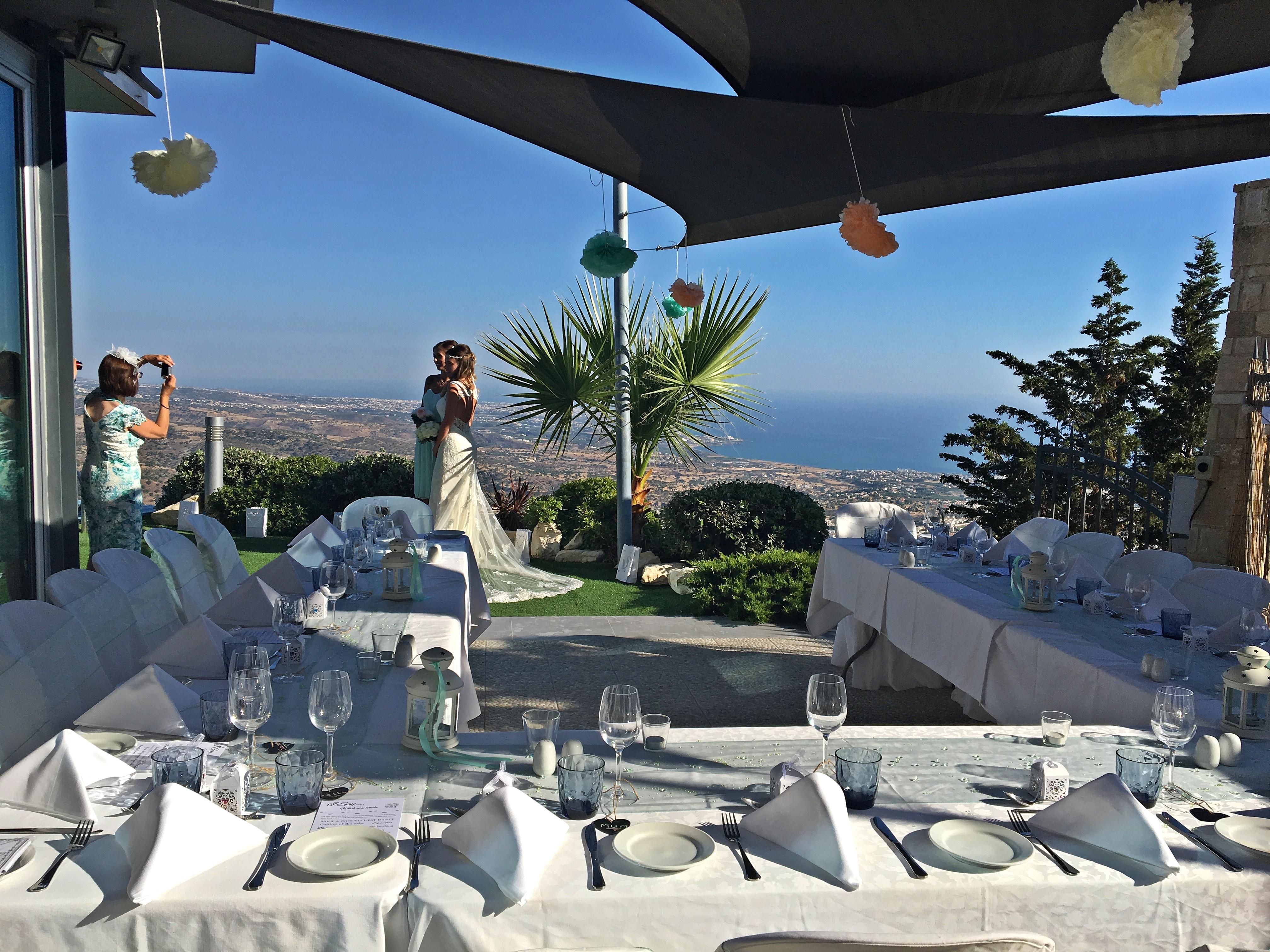 Paphos Oceania Wedding Villa