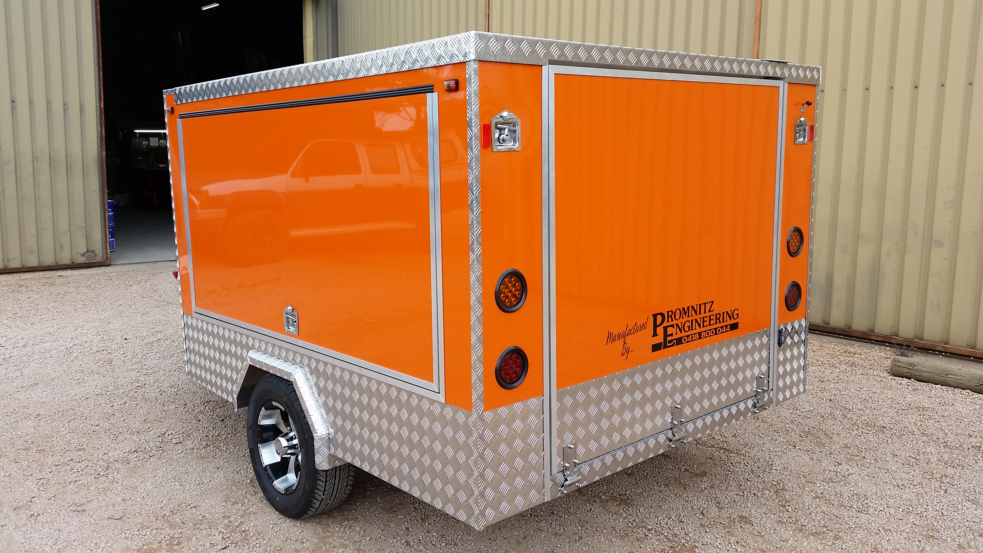 Custom Made Trailer