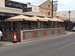 Cafe Capella Alfresco