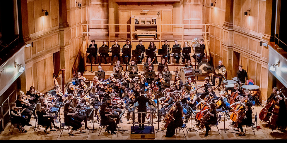 St Andrews Symphony Orchestra Presents: 'The Planets'