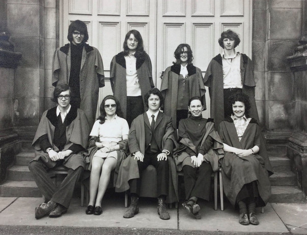 MusSoc Committee 1971/72
