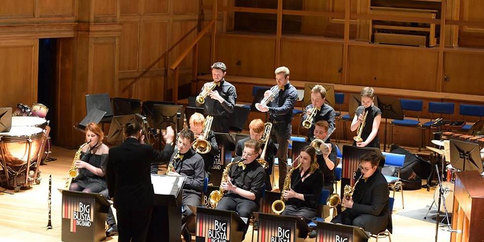 Big BUStA & University of St Andrews Wind Band