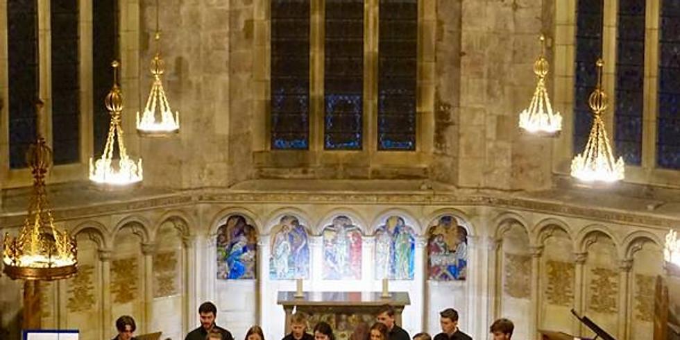 St Andrews Strings & University of St Andrews Chamber Choir