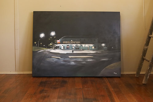$50 deposit for commissioned artwork