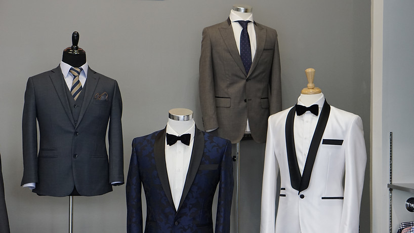Custom Suits Price