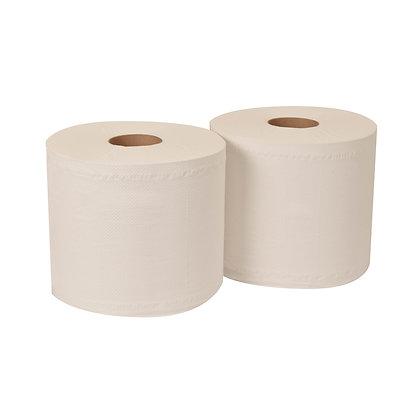 Tork® Universal Jumbo Wipers 330 Centerfeed White 2Ply