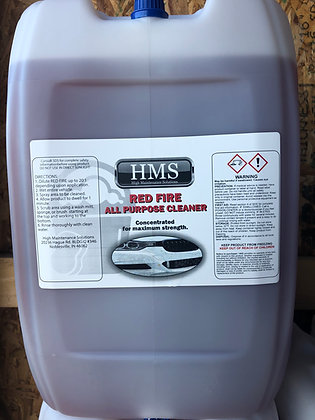 Red Fire All Purpose Cleaner and Degreaser