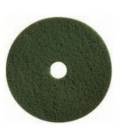 "Scrubbing Pad 20"" Green"