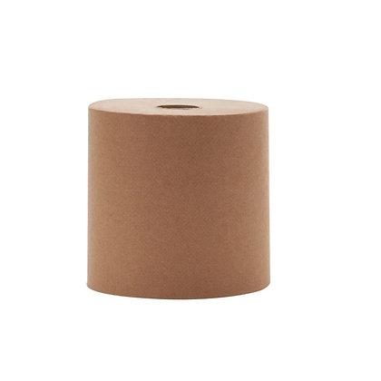 1-ply Kraft Hardwound Roll Towel