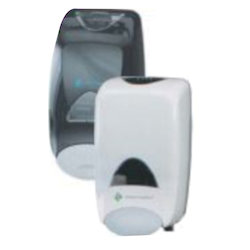 1250 ml Gray Foaming Soap Dispenser