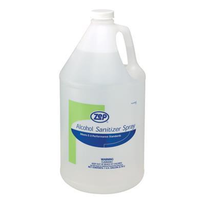 Alcohol Sanitizer Spray