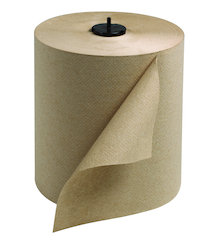 Tork® Basic Hand Roll Towels Natural or White