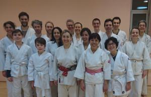 Photo pratiquant aïkido club de Vincennes, Kokoro
