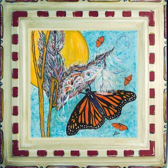 Monarch Butterfly ~ $150