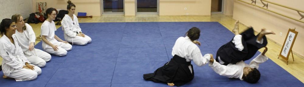 Cours aïkido club de Vincennes, Kokoro