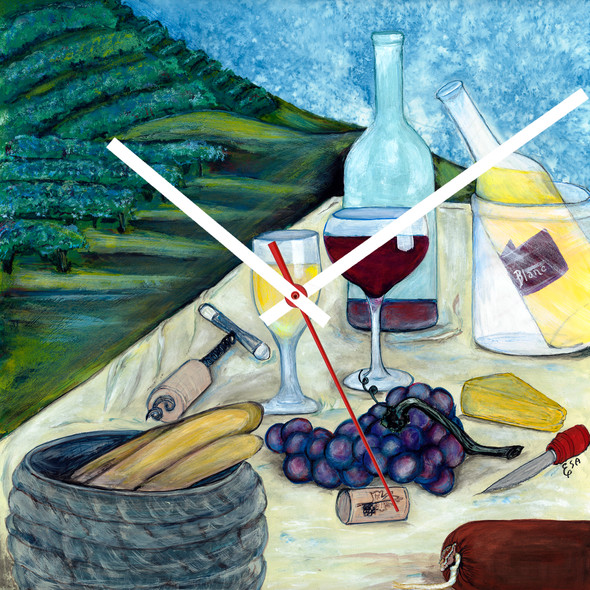 Wine Table with Cheese ~ $48