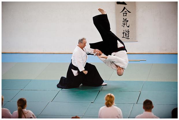 Aikido - STAZ [BC](2013_03_02 Warszawa)_