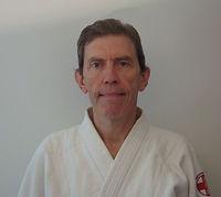 André Fond, professeur aïkido club de Genas