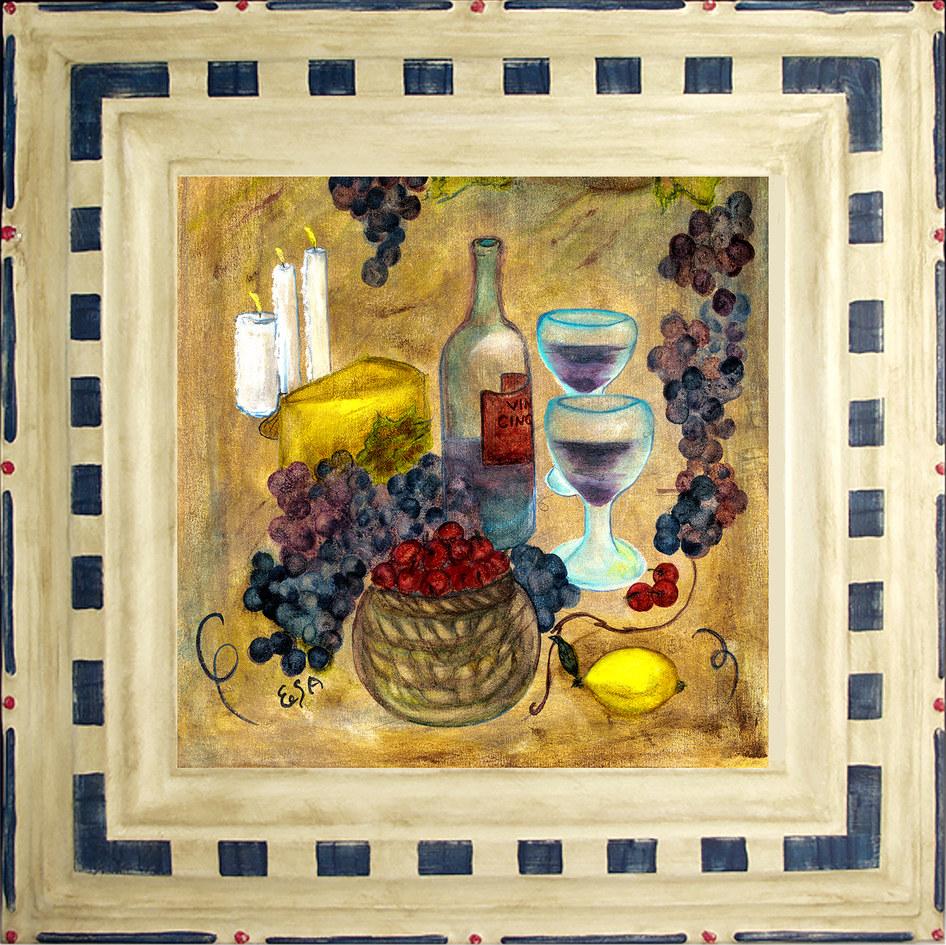 Golden Wine ~ $150