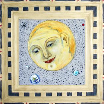 Looking at the Same Moon ~ $150