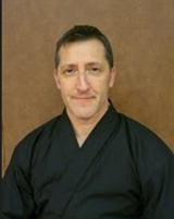 Thierry Laulhé, professeur aïkido club de Bias