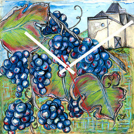 Grapes with Chateau ~ $48