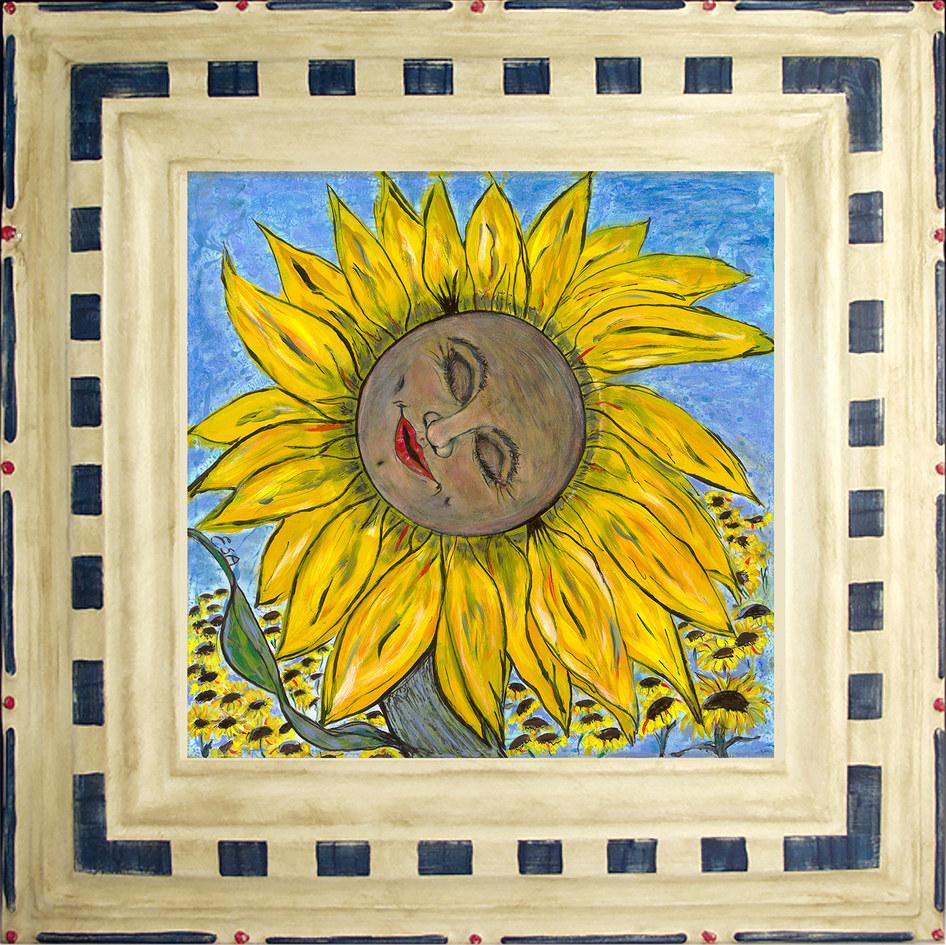 The Sun Bather ~ $150