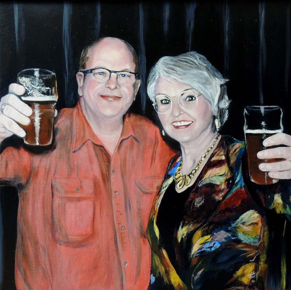 Round Man Brewing Co. Owners